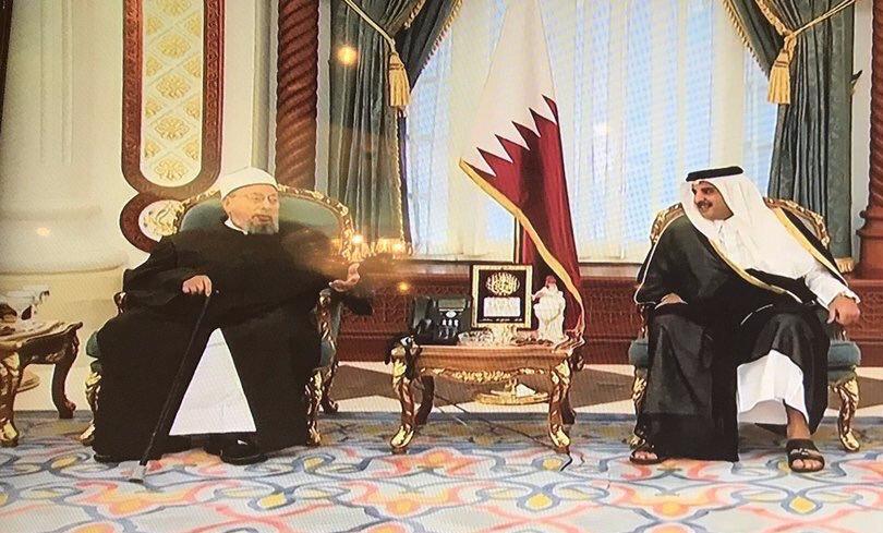 Qaradawi & Tamim